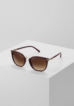 Solbriller - brown gradient