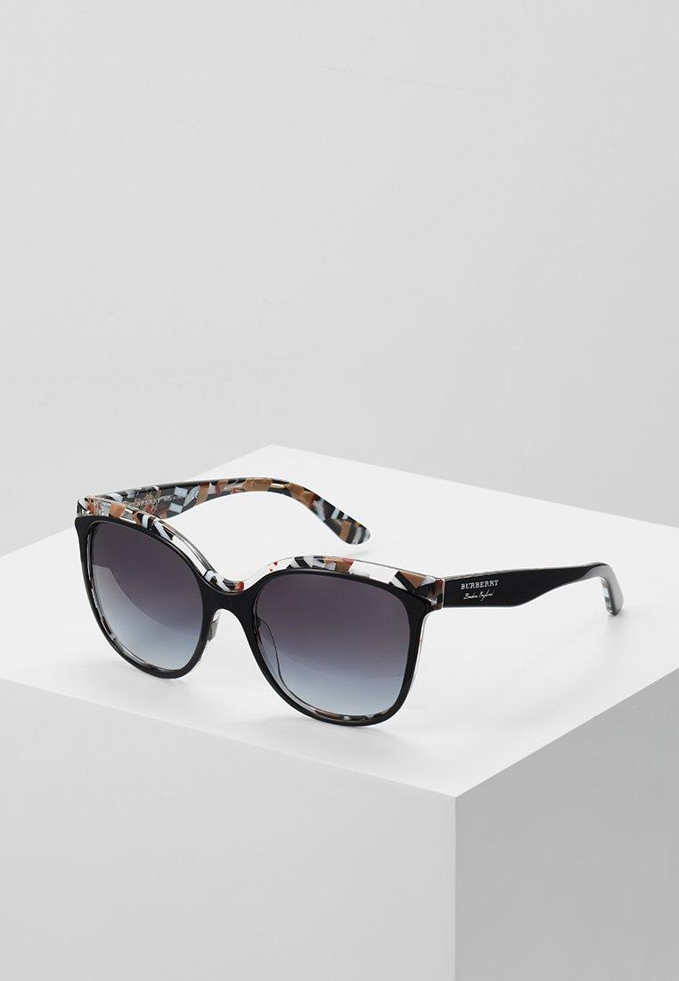 Burberry - Lunettes de soleil - top black on
