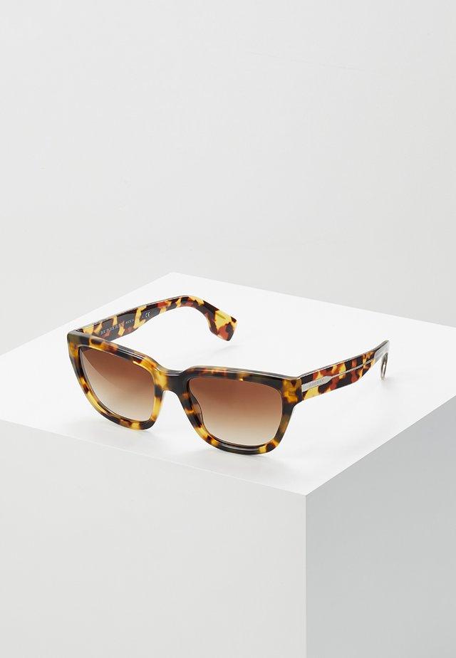 Sonnenbrille - light havana