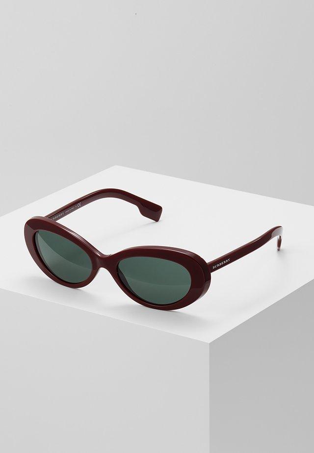 Solbriller - bordeaux