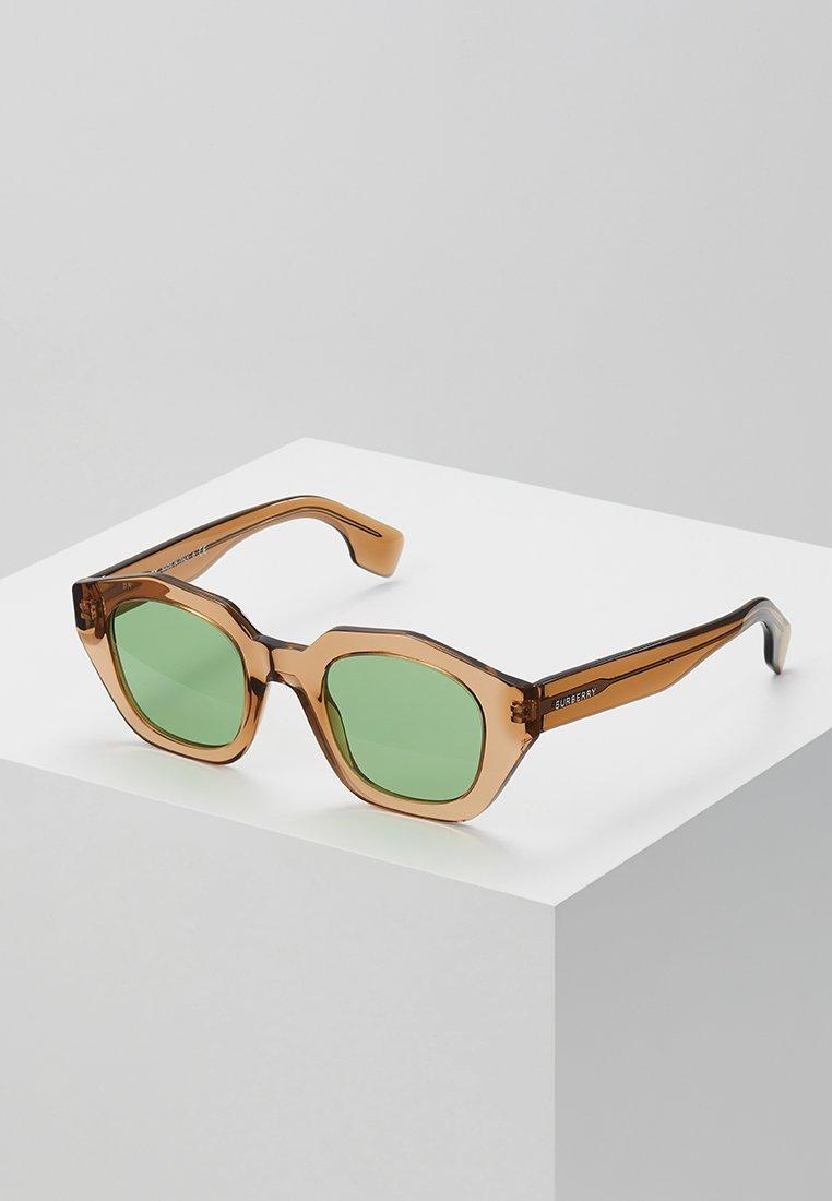 Burberry - Lunettes de soleil - transparent brown