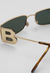 Burberry - Lunettes de soleil - gold-coloured - 4