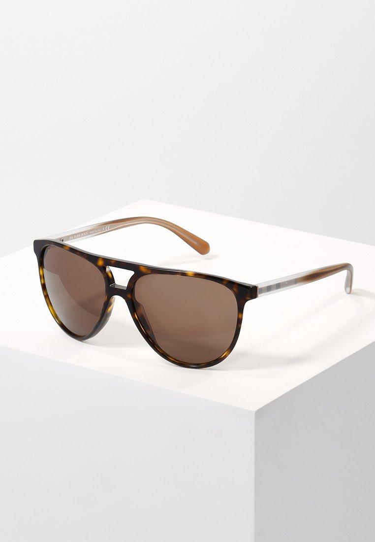 Burberry - Lunettes de soleil - havana/brown