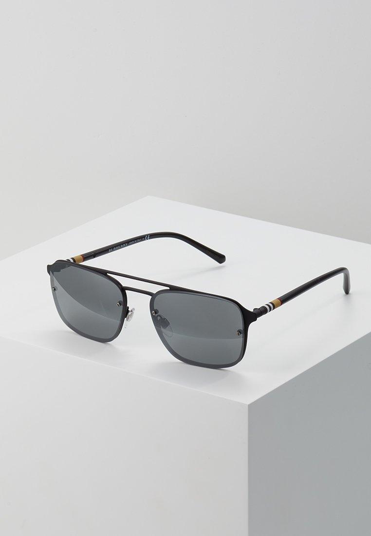 Burberry - Lunettes de soleil - black
