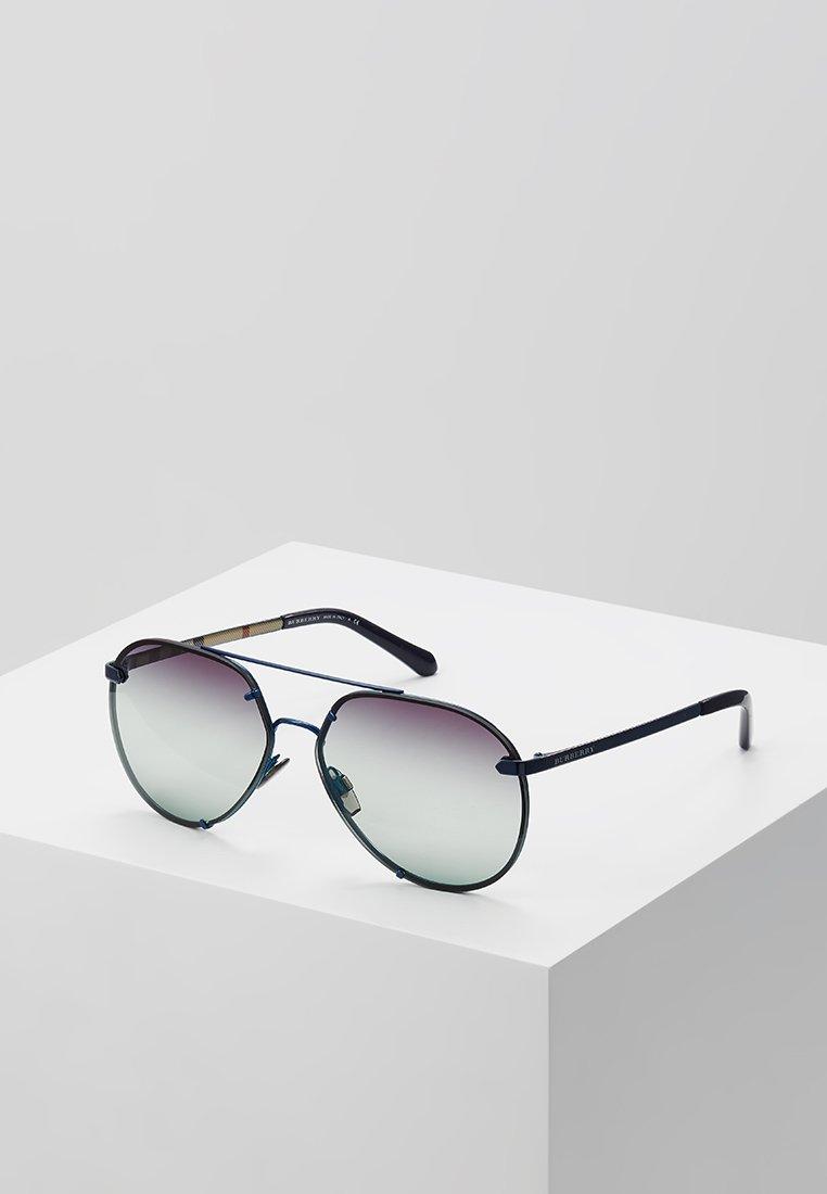 Burberry - Occhiali da sole - blue/gradient green gradient violet