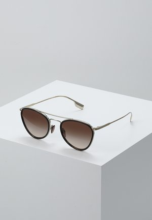 Sonnenbrille - dark havana/light gold