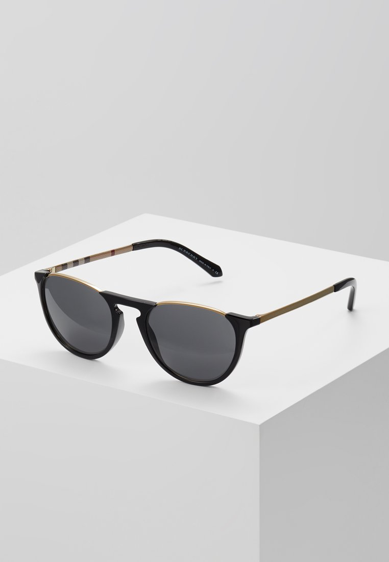 Burberry - Sunglasses - black/grey