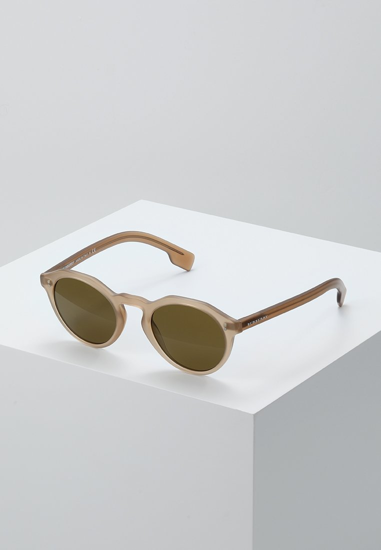 Burberry - Sonnenbrille - matte brown
