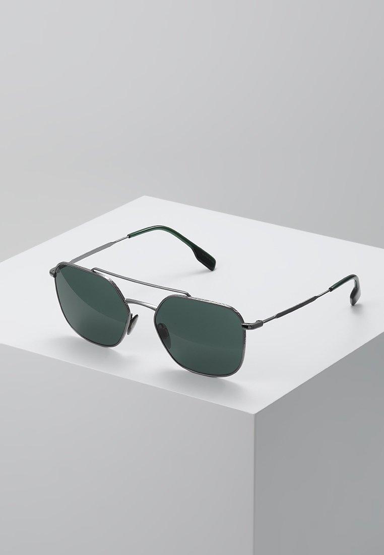 Burberry - Solglasögon - gunmetal