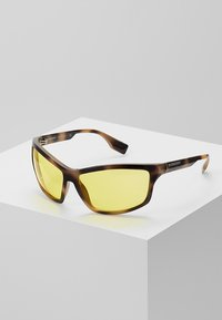 Burberry - Lunettes de soleil - brown/yellow - 0