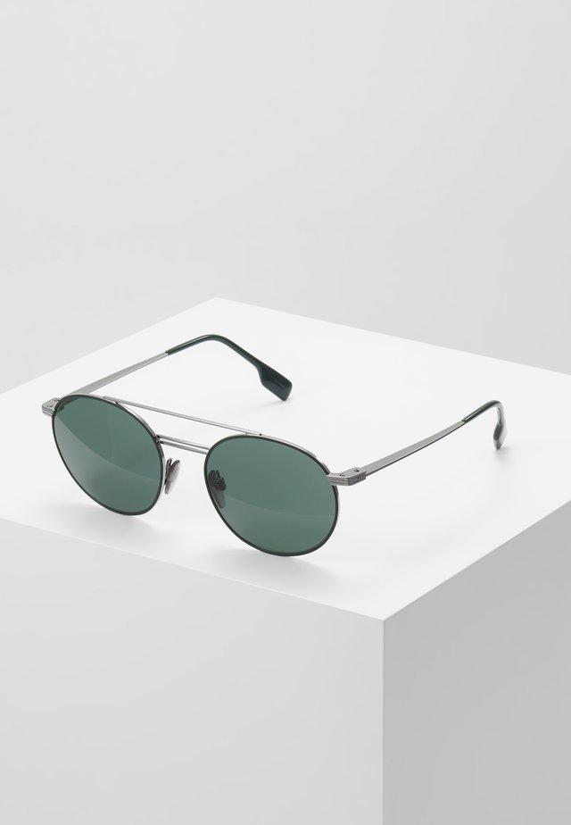 Occhiali da sole - gunmetal/matte green