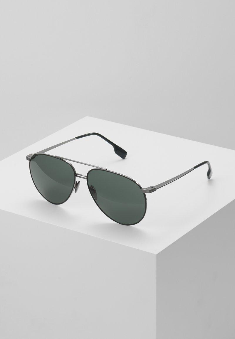 Burberry - Sluneční brýle - gunmetal/matte green
