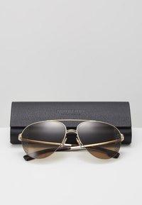 Burberry - Gafas de sol - light gold - 2