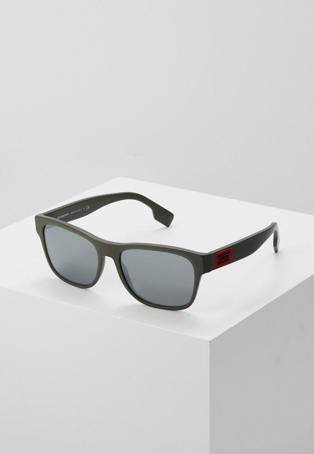 Solbriller - matte green