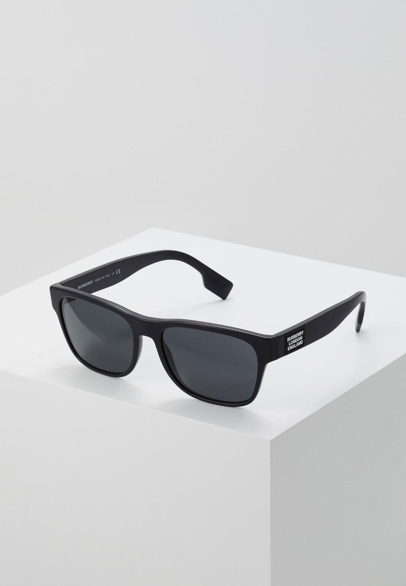 Burberry - Lunettes de soleil - matte black