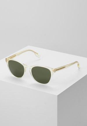 Sonnenbrille - transparent yellow
