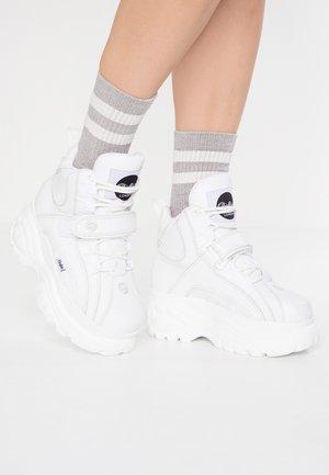 Sneakers alte - blanco