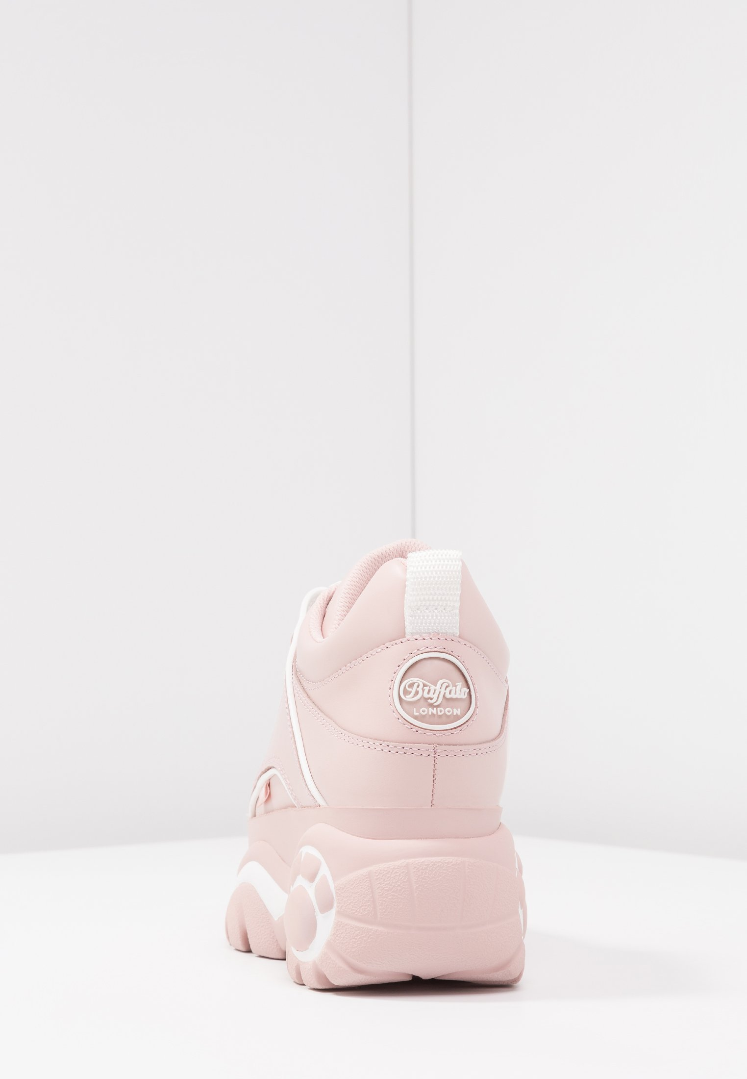 Buffalo London Sneakers - Baby Pink