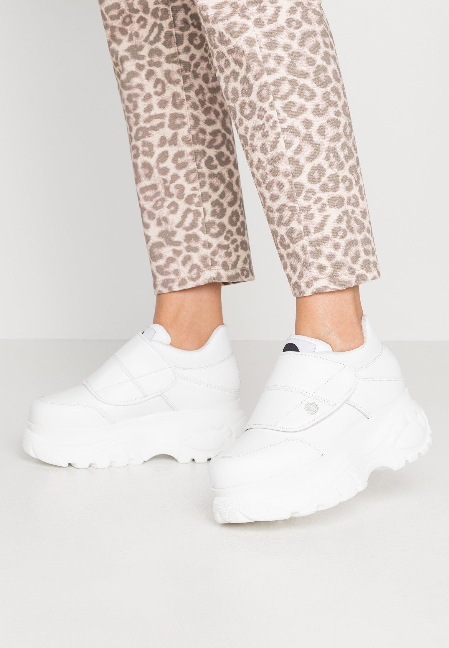 Sneakers Basse Basse London Sneakers London White London White Buffalo Buffalo Buffalo sdrCxthQ