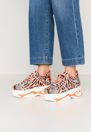 Trainers - mix orange/neon orange