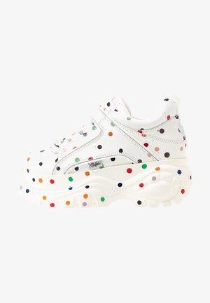 Tenisky - white / multicolor