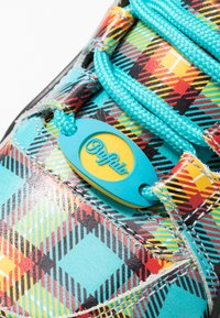 Buffalo London - Trainers - turquoise/yellow/black/red - 2
