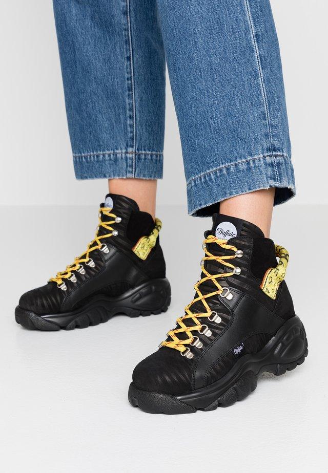 GISELE - Sneaker high - black