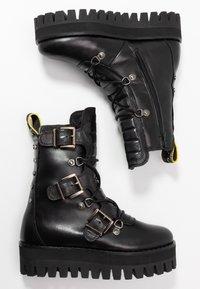 Buffalo London - GESSICA - Cowboystøvletter - black - 3
