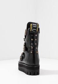 Buffalo London - GESSICA - Cowboystøvletter - black - 5