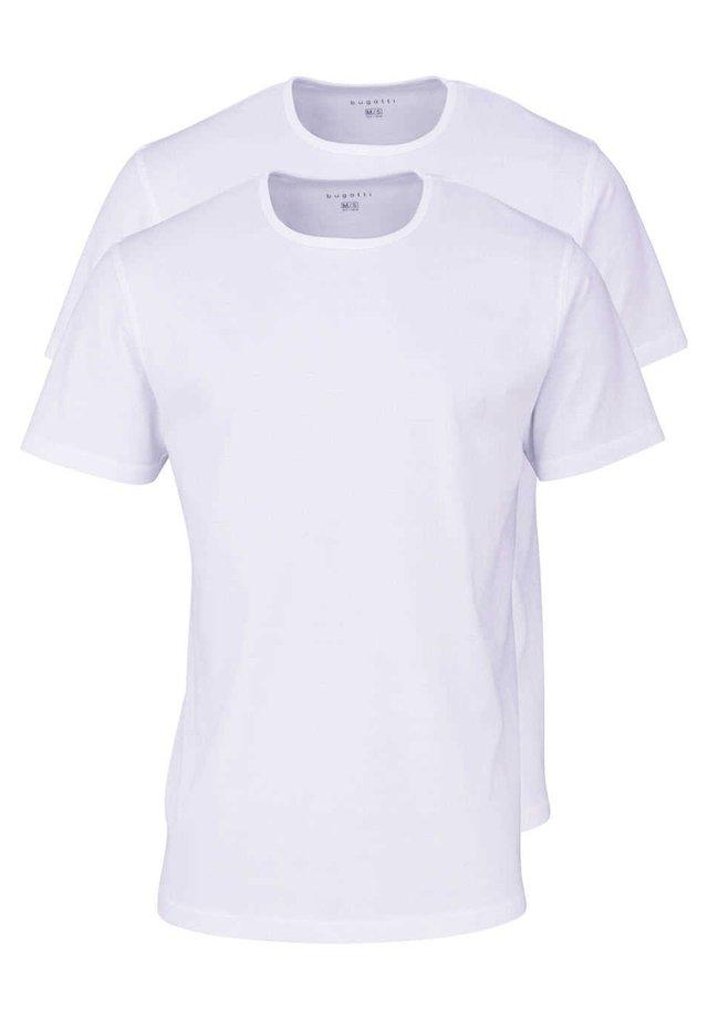 2-PACK - Basic T-shirt - weifl