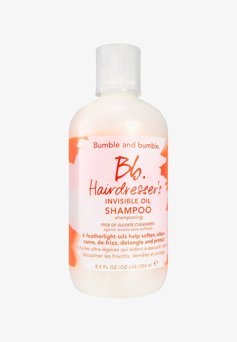Bumble and bumble - HAIRDRESSER´S INVISIBLE OIL SULFATE FREE SHAMPOO 250ML - Shampoo - -