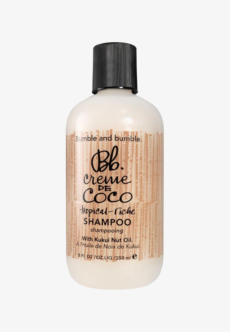 Bumble and bumble - CREME DE COCO SHAMPOO - Shampoo - -