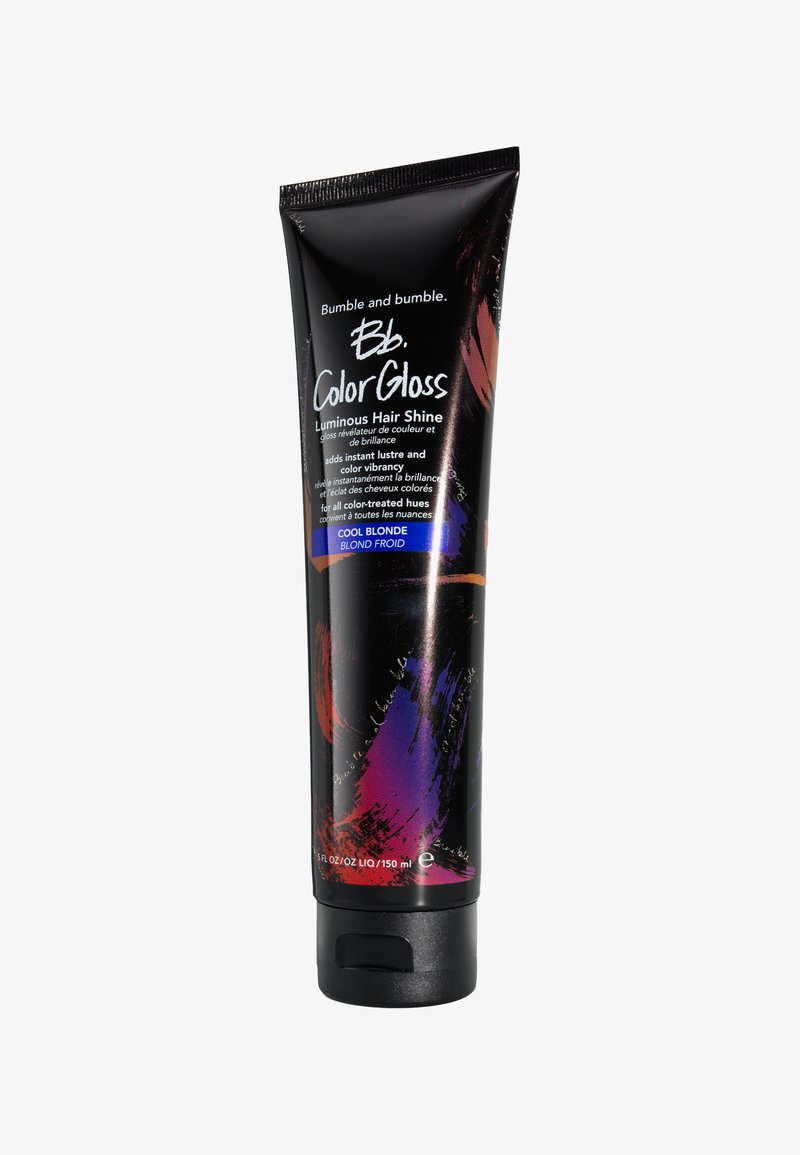 Bumble and bumble - COLOR GLOSS COOL BLONDE - Hair treatment - -