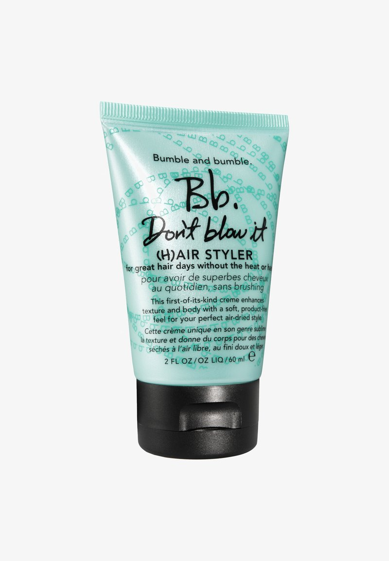 Bumble and bumble - DON'T BLOW IT FINE TS - Styling - -