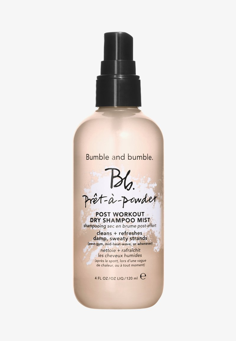 Bumble and bumble - PRÊT-À-POWDER POST WORKOUT DRY SHAMPOO MIST - Dry shampoo - -