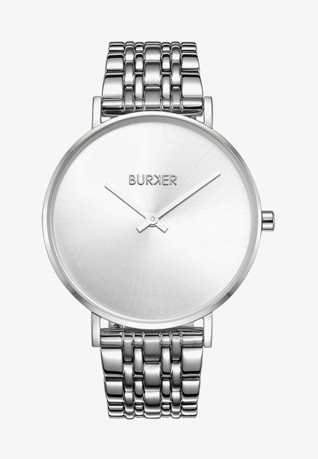 NANCY  - Uhr - silver