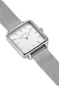 Burker - Montre - silver/white - 1