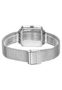 Burker - Montre - silver/white - 3