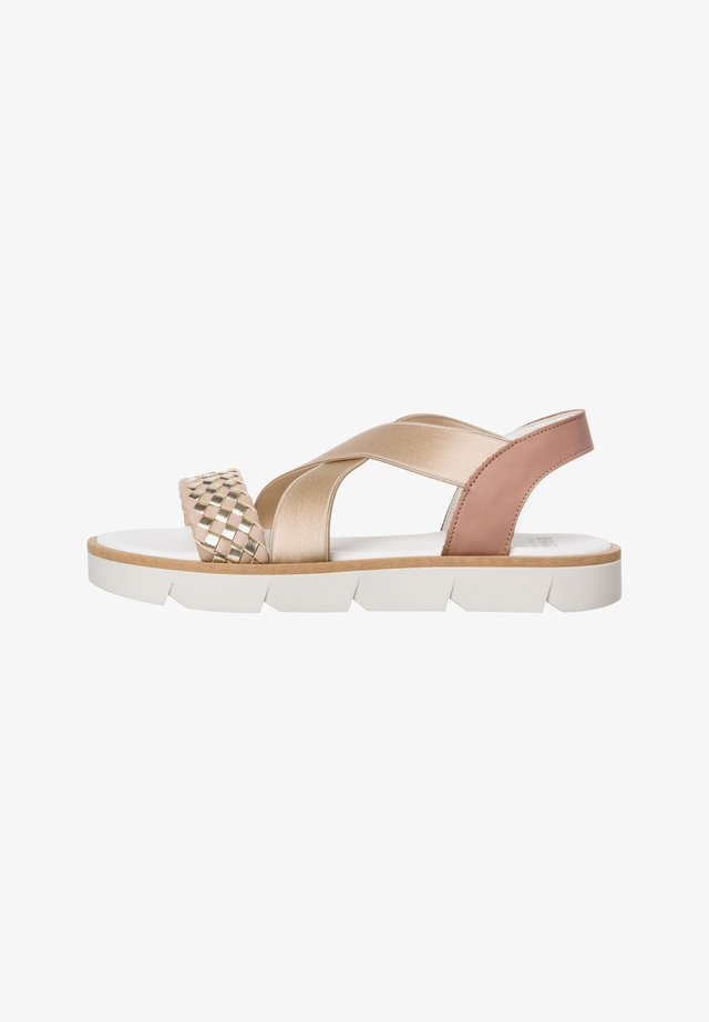 STYLE ELENA - Walking sandals - nude