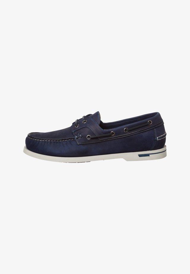 STYLE LEONARDO BOOTSSCHUH - Bootschoenen - blue