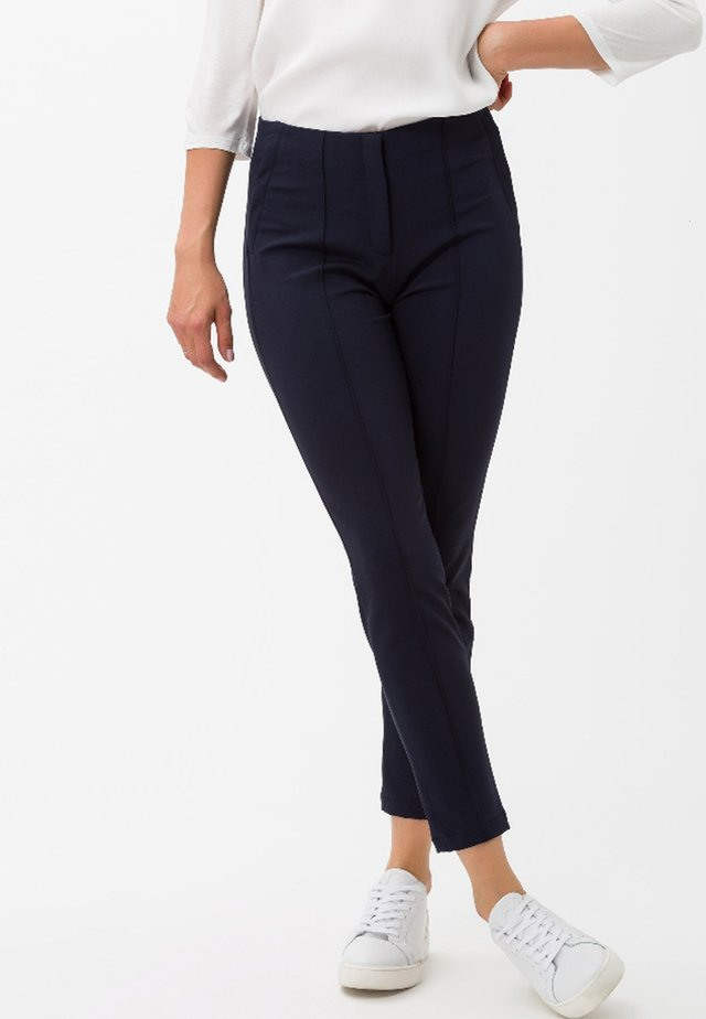 STYLE STELLA - Trousers - navy
