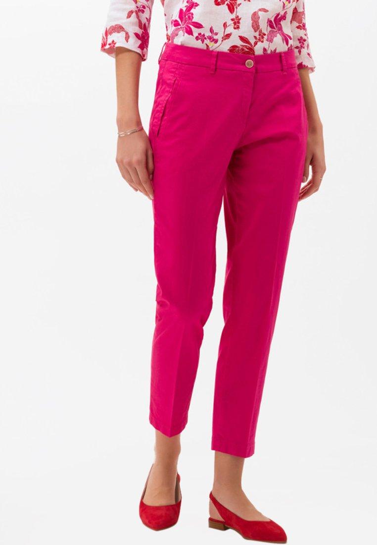 BRAX - STYLE MARON - Pantaloni - pink