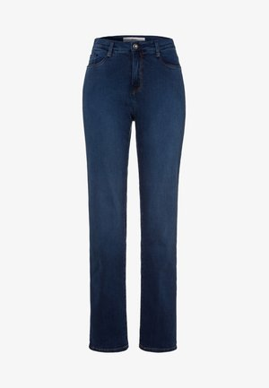 STYLE CAROLA - Jeans a sigaretta - blue