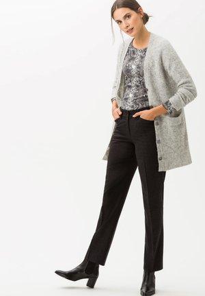 Pantalon classique - anthracite