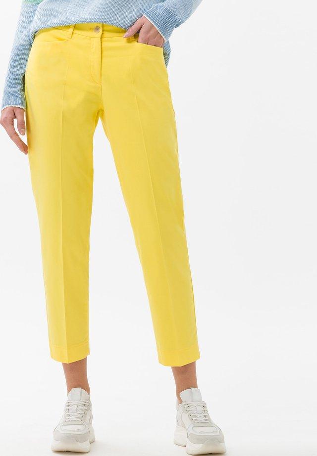 STYLE MARA S - Pantaloni - yellow