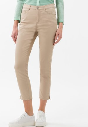 STYLE MARY S - Trousers - sand