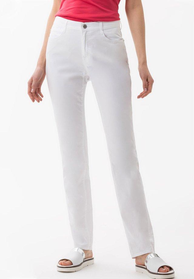 STYLE MARY - Bukser - white