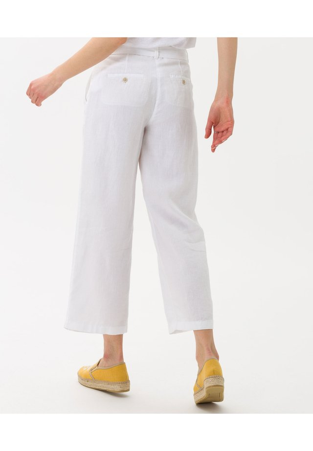 STYLE MAINE - Trousers - white