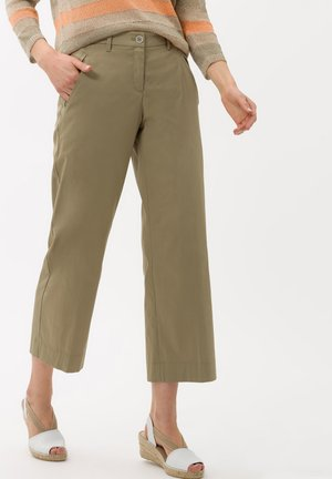 STYLE MAINE S - Trousers - khaki