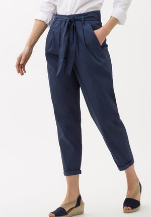 STYLE MILLA S - Trousers - indigo